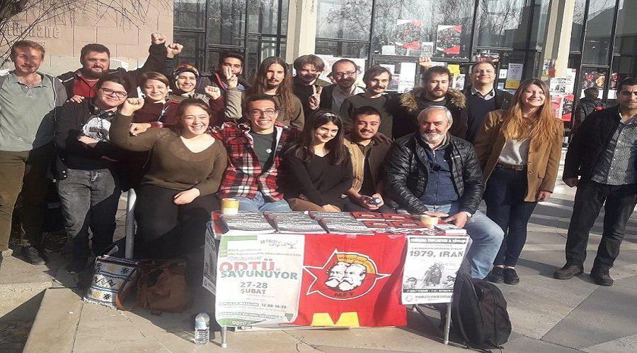 Avanzando hacia la fundación de la organización internacional de los revolucionarios