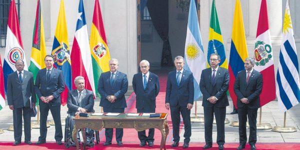 Prosur: Integración regional al servicio del imperialismo yanqui