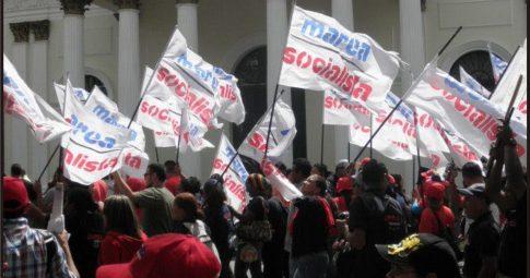 Frente a la disputa y la negociación entre corruptos, la alternativa es la independencia del pueblo en su lucha