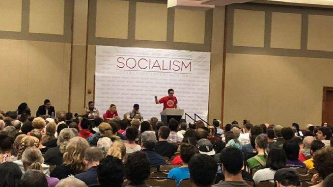 EE.UU.: los revolucionarios y el nuevo movimiento socialista