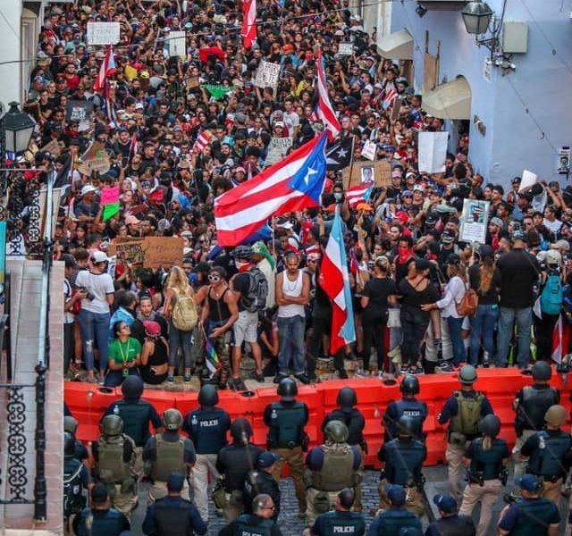 Puerto Rico: Una revolución democrática que es ejemplo para toda la región