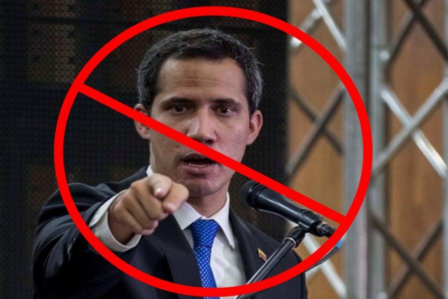 Rechacemos la convocatoria de Guaidó para el 16 de noviembre