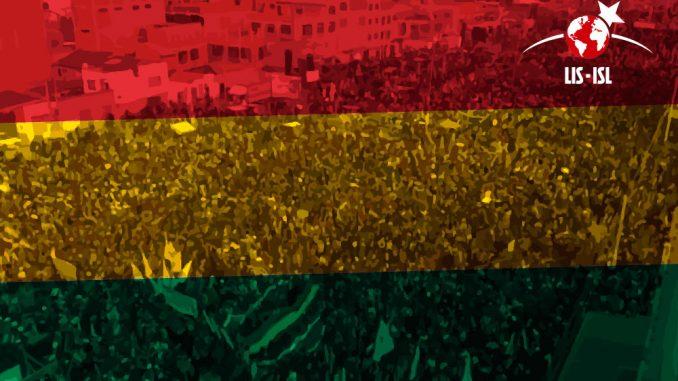 Declaración de la LIS contra el golpe patronal e imperialista en Bolivia