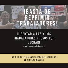 Frente a la represión y el arrebato de derechos: ¡Unidad de acción para la lucha defensiva de la clase trabajadora!
