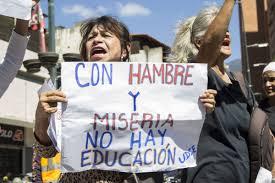 Día Mundial del Docente: En defensa de la Educación Pública