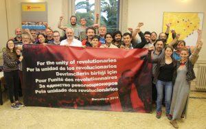 Exitosa conferencia en Barcelona: Nace la Liga Internacional Socialista