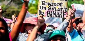 En Venezuela, los trabajadores tendremos un 1ro de Mayo con salarios de semi-esclavitud