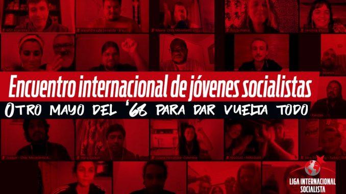 Gran Encuentro Internacional de Jóvenes Socialistas
