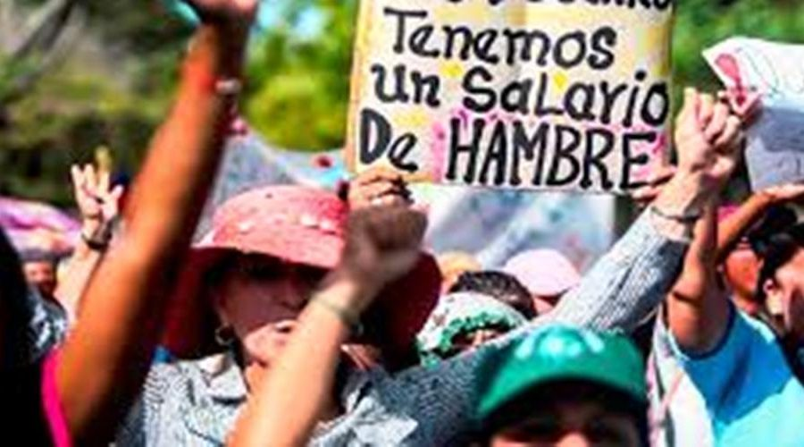 Unidad del pueblo trabajador ante medidas antiobreras, autoritarismo de Maduro y sanciones imperialistas