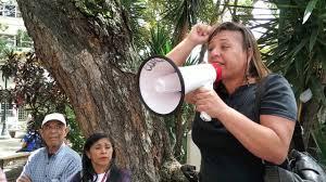 """Zuleika Matamoros: """"Nuestro desafío es organizarnos para luchar en defensa del salario y la educación pública"""""""