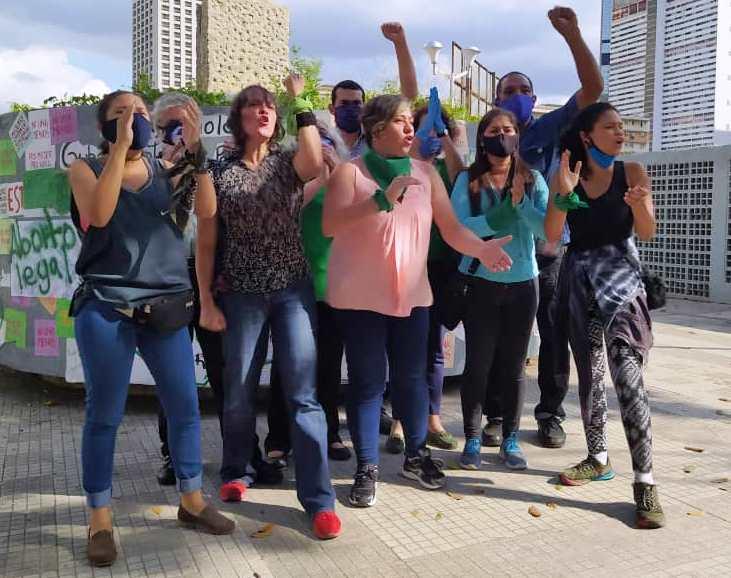 #QueSeaLey Solidaridad Internacional a favor de legalización del aborto