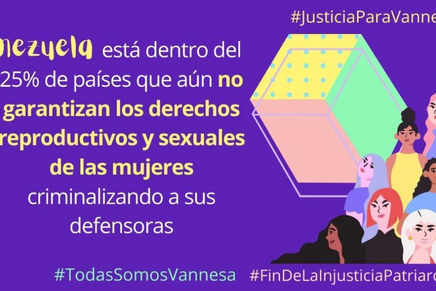 #LibertadPlenaParaVannesa ¡Por un amplio debate sobre el aborto!