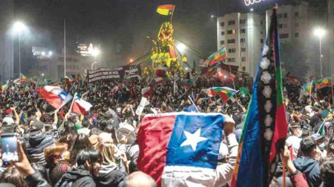 """Chile: Giro a izquierda en el """"oasis"""" latinoamericano"""